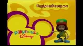 Playhouse Disney (Felix and the Flying Machine)