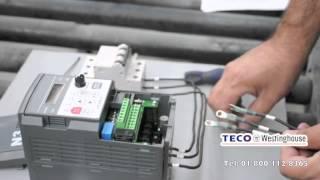 Tutorial: ¿Cómo conectar y programar un variador de frecuencia?