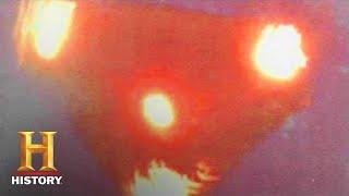 UFO Hunters UFO Sighting in Triangle Alley Season 3  History