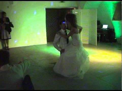 Hochzeitstanz zu Zucker (Peter Fox) - ab 1,15 Minute