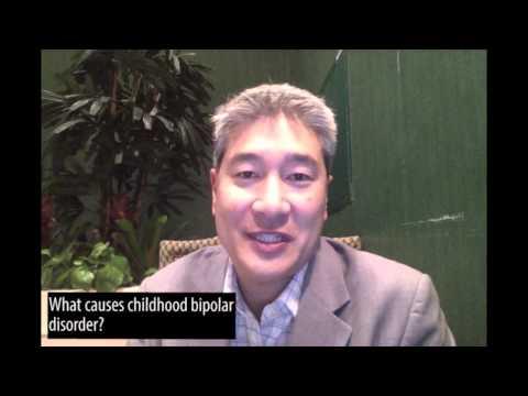 What Causes Childhood Bipolar Disorder?