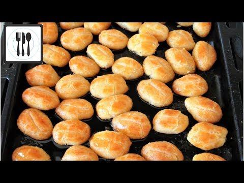 Супер простой рецепт Восточных Сладостей из манки в щербете. Турецкая кухня/Mekik tatlisi