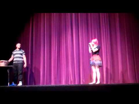 My freeze Ray- Dr.Horribles Sing along blog Mesa High Talent show