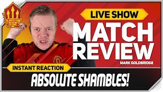 Goldbridge! Solskjaer's Bottlers! Wolves 2-1 Manchester United Match Reaction