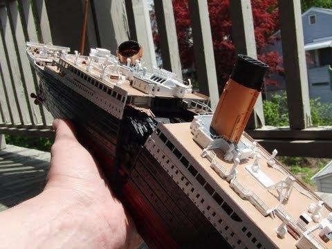 [Model Titanic SPLITS] How It's Made