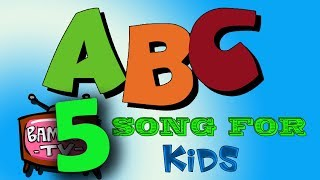 ABC Learning Songs for Kids and ABC Fun Learning Book