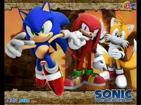 Sonic Heroes - We Can (Team Sonic Theme Song)