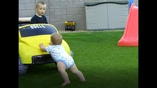 Funny kid's fails. It makes your day.