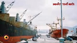 The terrible truth of Cam Ranh port of Vietnam makes the whole world hungry Best of the world