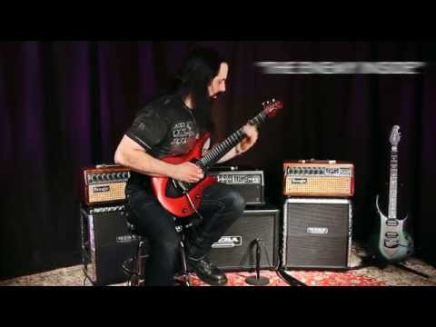 "John Petrucci Mark Five IIC+ Mode ""Enemy Inside"" Playthrough (partial)"