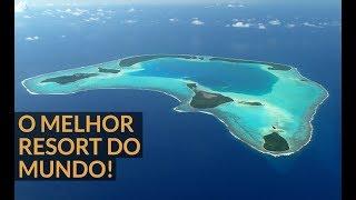 THE BRANDO - The exclusive resort on Marlon Brando's island - French Polynesia