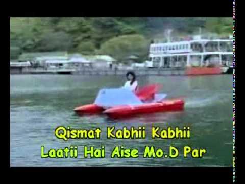 Milti Hai Zindagi Mein Mohabat Kabhi Kabhi.flv video