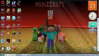 Как установить мод Assassin Craft на Minecraft 1.2.5.