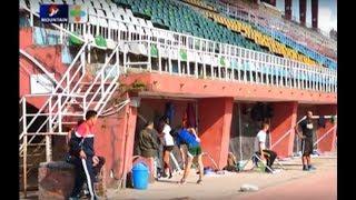 दशरथ रङ्गशाला पुननिर्माणमा ढिलाई, १३वौं दक्षिण एसियाली खेल प्रवाभित हुने आशंका