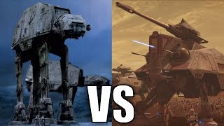 AT-AT vs AT-TE