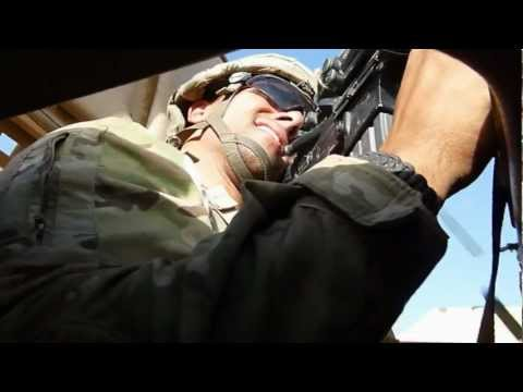 Wardak/ Logar Province Combat Footage 10th Mountain Division (2010-2011)