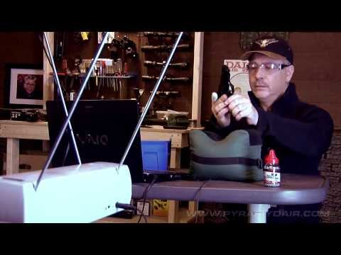 Beretta M84FS CO2 BB Pistol - Airgun Reporter Episode #110