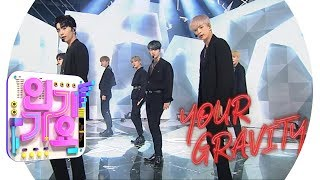UP10TION(업텐션) - INTRO+Your Gravity @인기가요 Inkigayo 20190825