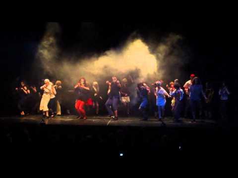 Michael Jackson tribute - Sztepp fesztivál 2011