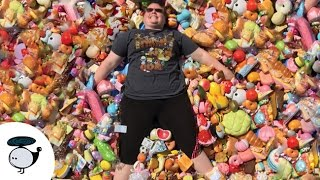 BIGGEST SQUISHY COLLECTION? OVER 700 - SPRING 2017