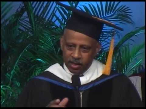 Binghamton University Commencement 2013 - Ruben Santiago-Hudson - Alumni Award Recipient