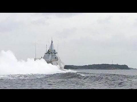 Sous-marin étranger a bien violé ses eaux territoriales en octobre