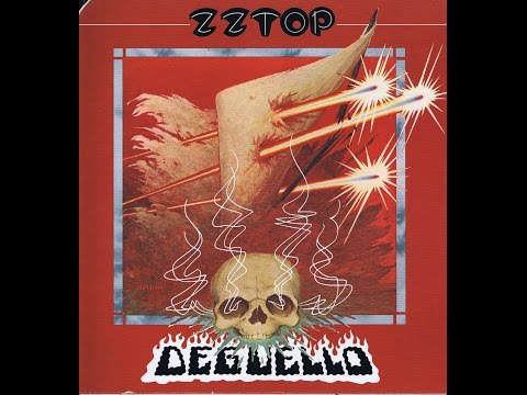 ZZ Top 'A Fool For Your Stockings'