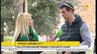 Wake Up, 17 Janar 2017, Pjesa 3 - Top Channel Albania - Entertainment Show