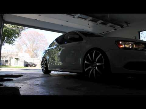MK6 VW Jetta TDI On Air Suspension