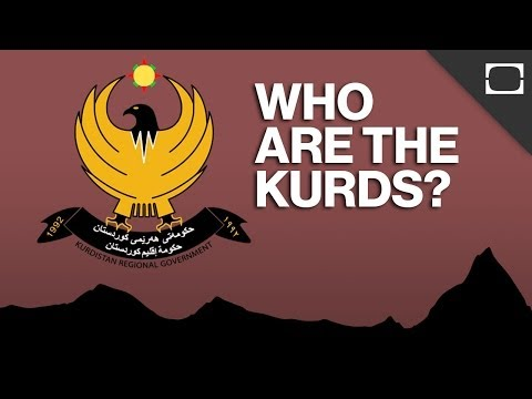 Who Are The Kurds And What Do They Want In Iraq?