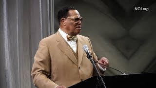 Video: The War against Muslims and Black People - Farrakhan