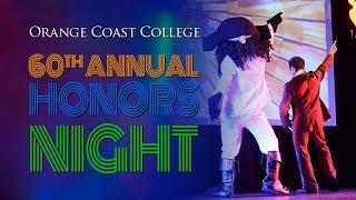 Honors Night 2018 ⎪ Orange Coast College