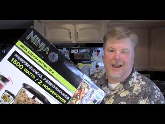 Ninja Mega Kitchen System Blender - Product Review