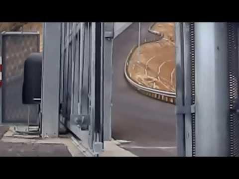Maximum Security - Port of Long Beach & USA Border