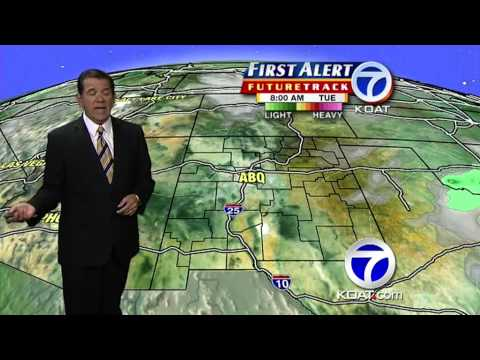 Joe's 7-day forecast for May 20th