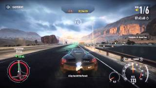 Need For Speed Rivals (PS3) - Grand Tour Complete