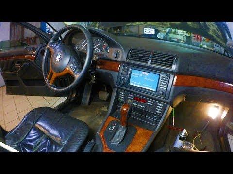 Климат BMW 530i E39 Не дует