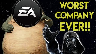 EA Proves They're The WORST Company In America... AGAIN!! (Battlefront 2 Controversy)