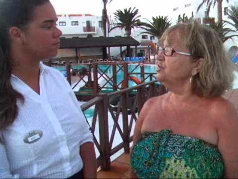 Viaja con tu mascota en Hesperia Bristol Playa 3* - Fuerteventura -