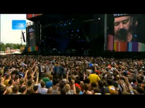 Rise Against - Satellite (live At Rock Werchter 2012) video