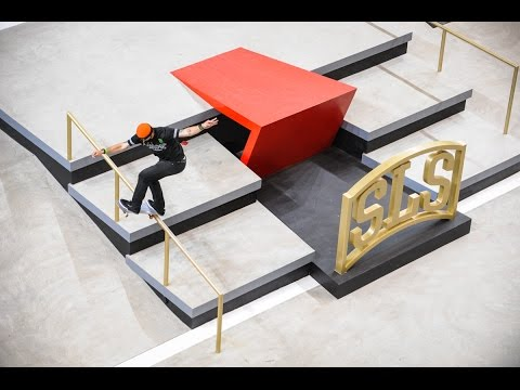 Catching Up With Chris Cole at Street League Super Crown 2015