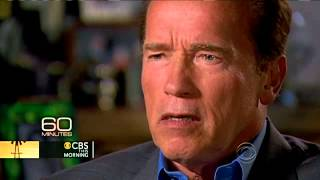 "Schwarzenegger opens up about affair on ""60 Minutes"""