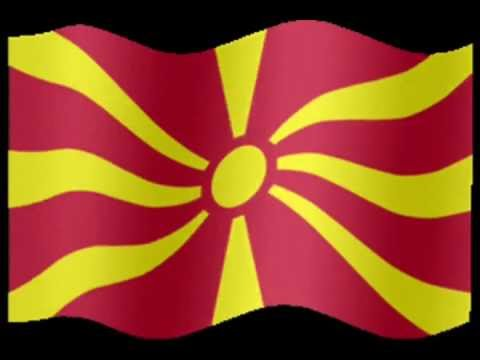 Denes nad Makedonija, is the Macedonian anthem. It was composed and created in 1943 by Vlado Maleski. It was adopted as the anthem of the former Yugoslav Rep...