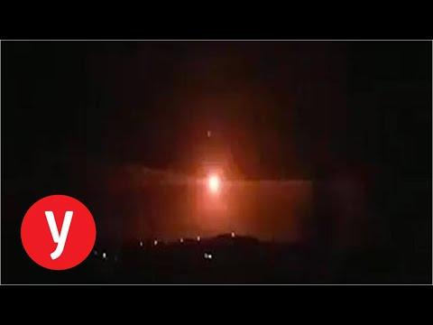סוריה: חיל האוויר תקף בשטחנו
