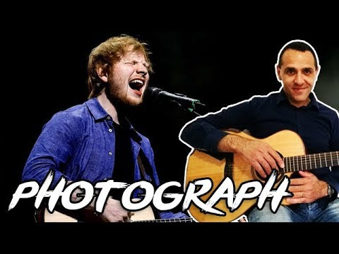 Photograph - Ed Sheeran - How to play - Guitar