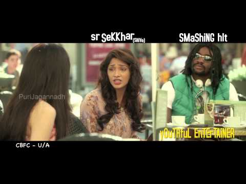 Heart Attack -  Lip Kiss Trailer  - Puri Jagannadh , Nithiin , Adah Sharma video