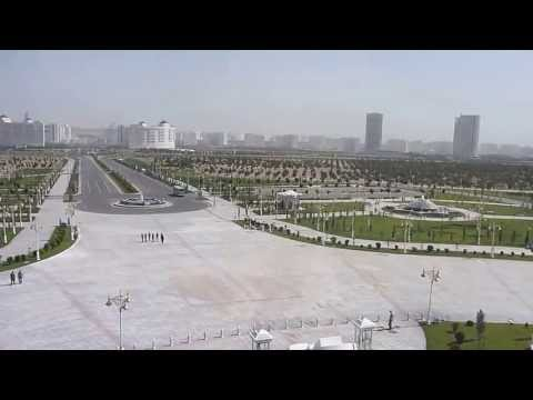 1001 Adventure Tours - Ashgabat Sightseeing Tours Turkmenistan | Central Asia Tours