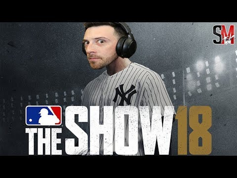 MLB THE SHOW 18 TRAILER BREAK DOWN! NEW LEGENDS! WIN A COPY OF THE SHOW!