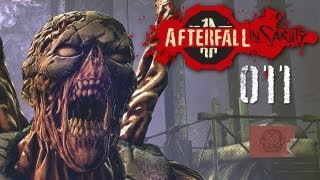 Let's Play Afterfall: Insanity #011 - Das Orchester rastet aus [deutsch] [720p]
