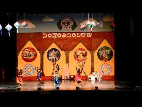 DTA Sankranthi 2014_Lingashtakam by Sudha Raghunathan